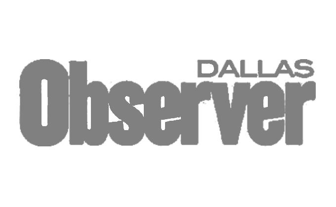 The Dallas Observer's logo, linking to a media mention of Expeal.