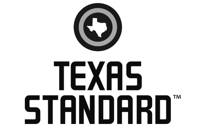 The The Texas Standard's logo, linking to a media mention of Expeal